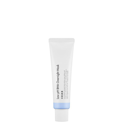 Ночная маска-пилинг для лица с BHA-кислотами COSRX Low pH BHA Overnight Mask: фото
