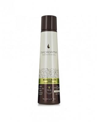 Шампунь увлажняющий для тонких волос Macadamia Weightless Moisture 100мл: фото