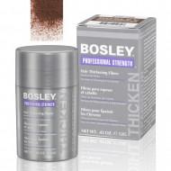 Отзывы Кератиновые волокна BOSLEY Hair Thickening Fibers красно-коричневые 12г