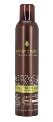 Спрей сильной фиксации Стиль на замке Macadamia Style Lock Firm Hold Hairspray 328мл: фото