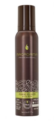 Мусс для объема Macadamia Foaming Volumizer Mousse Volume 171г: фото