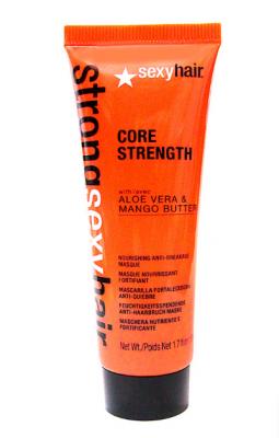 Маска восстанавливающая для прочности волос SEXY HAIR Core Strength Nourishing Anti-Breakage 50мл: фото