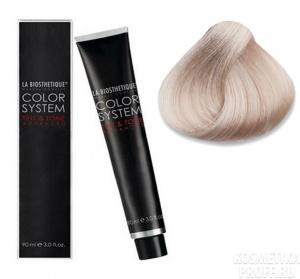 Краситель La Biosthetique Tint & Tone 10/1 Супер светлый блондин пепельный 90мл: фото
