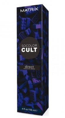 Краска для волос MATRIX Socolor Cult морской адмирал 118мл: фото