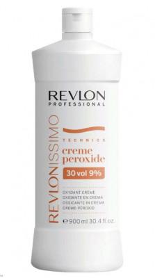 Кремообразный окислитель 9% Revlon Professional Creme Peroxide 30 VOL 900мл: фото