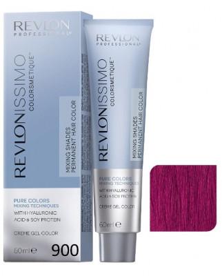 Микстон Revlon Professional REVLONISSIMO Pure Colors 900 Фуксия 60мл: фото