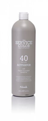 Активатор NOOK Service color ACTIVATOR 40 vol /12% 1000 мл: фото