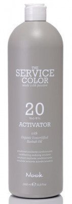 Активатор NOOK Service color ACTIVATOR 20 vol / 6% 1000 мл: фото
