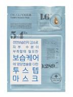Маска для лица увлажняющая DR.GLODERM Moisture TabRX 25 мл: фото