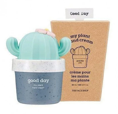 Крем для рук THE FACE SHOP My Plant Hand Cream 03 Good Day: фото
