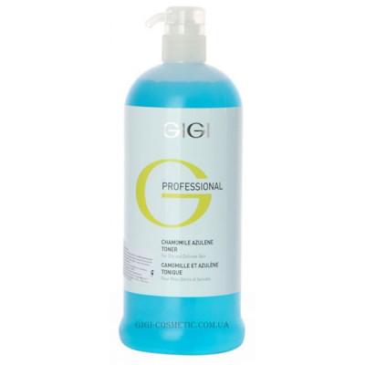 Лосьон азуленовый для сухой и чувствительной кожи GIGI Out Serials Azulen lotion 1000 мл: фото