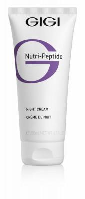 Крем пептидный ночной GIGI Nutri-Peptid Night cream 200 мл: фото
