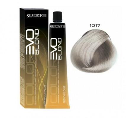 Крем-краска суперосветляющая SELECTIVE Professional Colorevo Blond 1017 Северная 100мл: фото