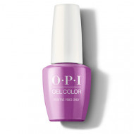 Гель для ногтей OPI GelColor GCN73 POSITIVE VIBES ONLY 15мл: фото