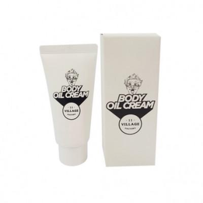 Крем-масло для тела с экстрактом корня когтя дьявола VILLAGE 11 FACTORY Relax-day Body Oil Cream 30мл: фото