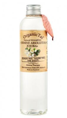 Шампунь безсульфатный с маслом жожоба и жасмина ORGANIC TAI Natural Shampoo Jasmine Absolute & Jojoba 260 мл: фото