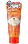 Пилинг-скатка разогревающая с AHA- и BHA-кислотами Meishoku Detclear Bright & Peel Hot Peeling Jelly 180 г: фото
