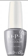 Гель лак для ногтей OPI GelColor Hello Kitty Isn't She Iconic! HPL11 15 мл: фото