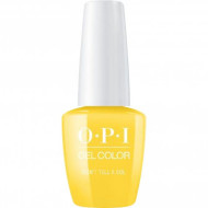 Гель для ногтей OPI GelColor Don't Tell a Sol GCM85 15 мл: фото