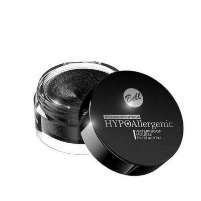 Кремовые тени для век, Bell Hypoallergenic, Waterproof Mousse Eyeshadow, тон 05: фото