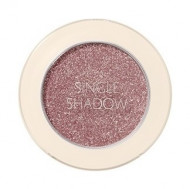 Тени для век с глиттером THE SAEM Saemmul Single Shadow Glitter PK11 Genius Pink: фото