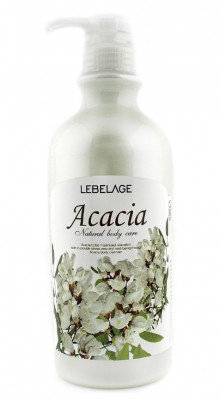 Гель для душа расслабляющий с экстрактом акации Lebelage Relaxing Body Cleanser Acacia 750 мл: фото