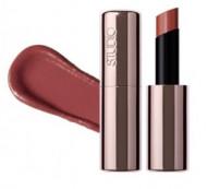 Помада для губ с эффектом влажного блеска THE SAEM Studio Pro Shine Lipstick BR01 Melo Brown: фото