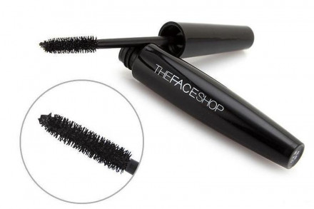 Тушь для ресниц объемная The Face Shop FRESHIAN BIG MASCARA EX 02 VOLUME (GZ) 7мл: фото