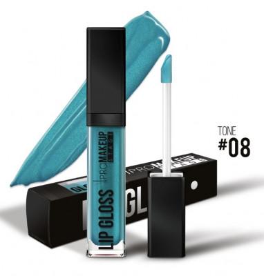 Блеск для губ с эффектом металлик PROMAKEUP laboratory LIP GLOSS metallic lip effect тон08 5,5мл: фото