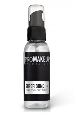 Прозрачная база под макияж PROMAKEUP laboratory SUPER BOND 50 мл: фото
