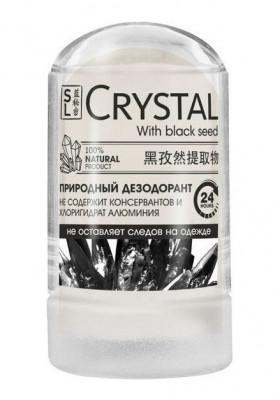 Минеральный дезодорант для тела с черным тмином Secrets Lan 60 г: фото