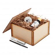 Набор для окрашивания бровей CC Brow №4, серо-коричневый (grey brown): фото