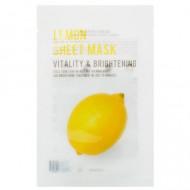Тканевая маска с экстрактом лимона EUNYUL Purity Lemon Sheet Mask 22мл